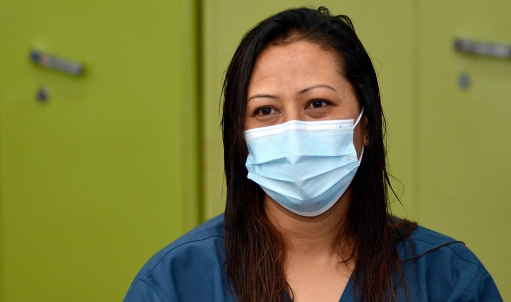 कोरोना संक्रमितको उपचारमा खटिएकी एपिएफ अस्पतालकी नर्सको अनुभव [भिडियो]