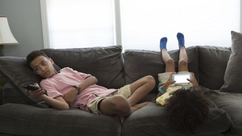 बालबालिकाको शारीरिक निष्क्रियता ठूलो समस्या
