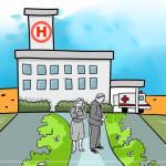 संघीय दाँत तथा मुख अस्पताल निर्माण गर्ने काम कहाँ पुग्यो?