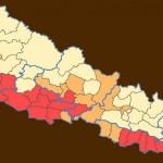 सोमबार कुन जिल्लामा कति संक्रमित भेटिए ?