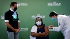 ब्राजिलमा एकै दिन २५ लाख ६१ हजारलाई लगाइयो कोरोनाको खोप
